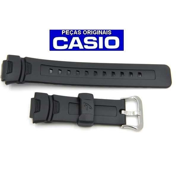 Pulseira +  Bezel Casio G-shock G-7500 G-7510 Preta 100% Original   - E-Presentes