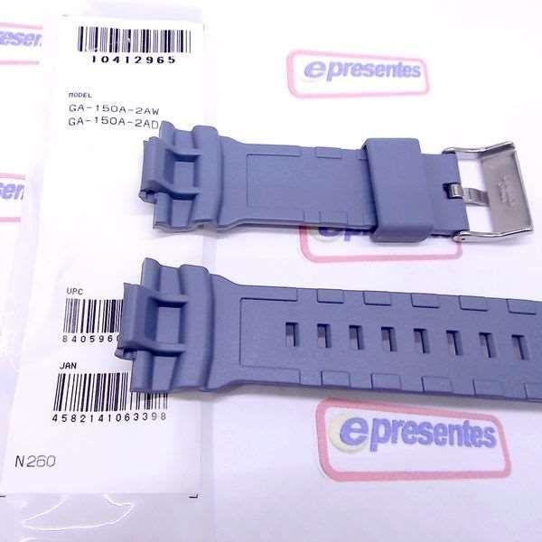 Pulseira + Bezel Casio G-shock Ga-150a -2a -100% Original  - E-Presentes