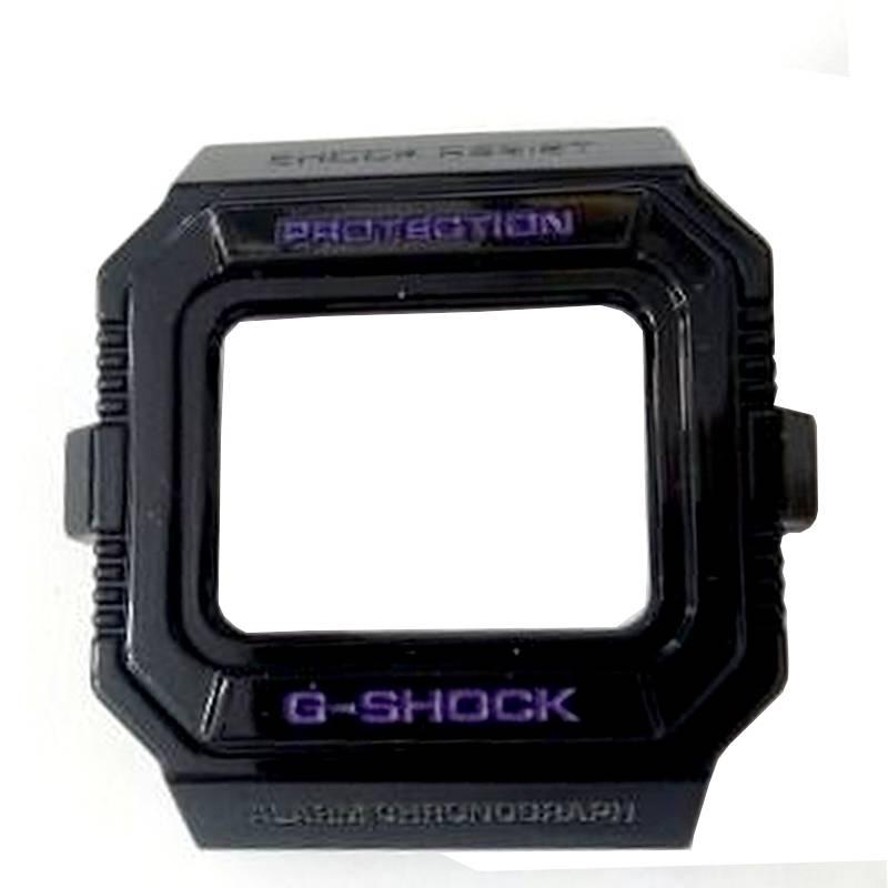 Pulseira + Bezel Casio G-shock GLX-5500-1 Preto Verniz  - E-Presentes