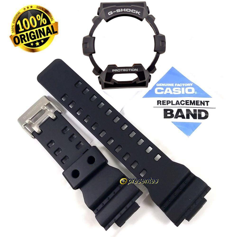 Pulseira + Bezel Casio G-Shock GR-8900-1 GW-8900-1   - E-Presentes