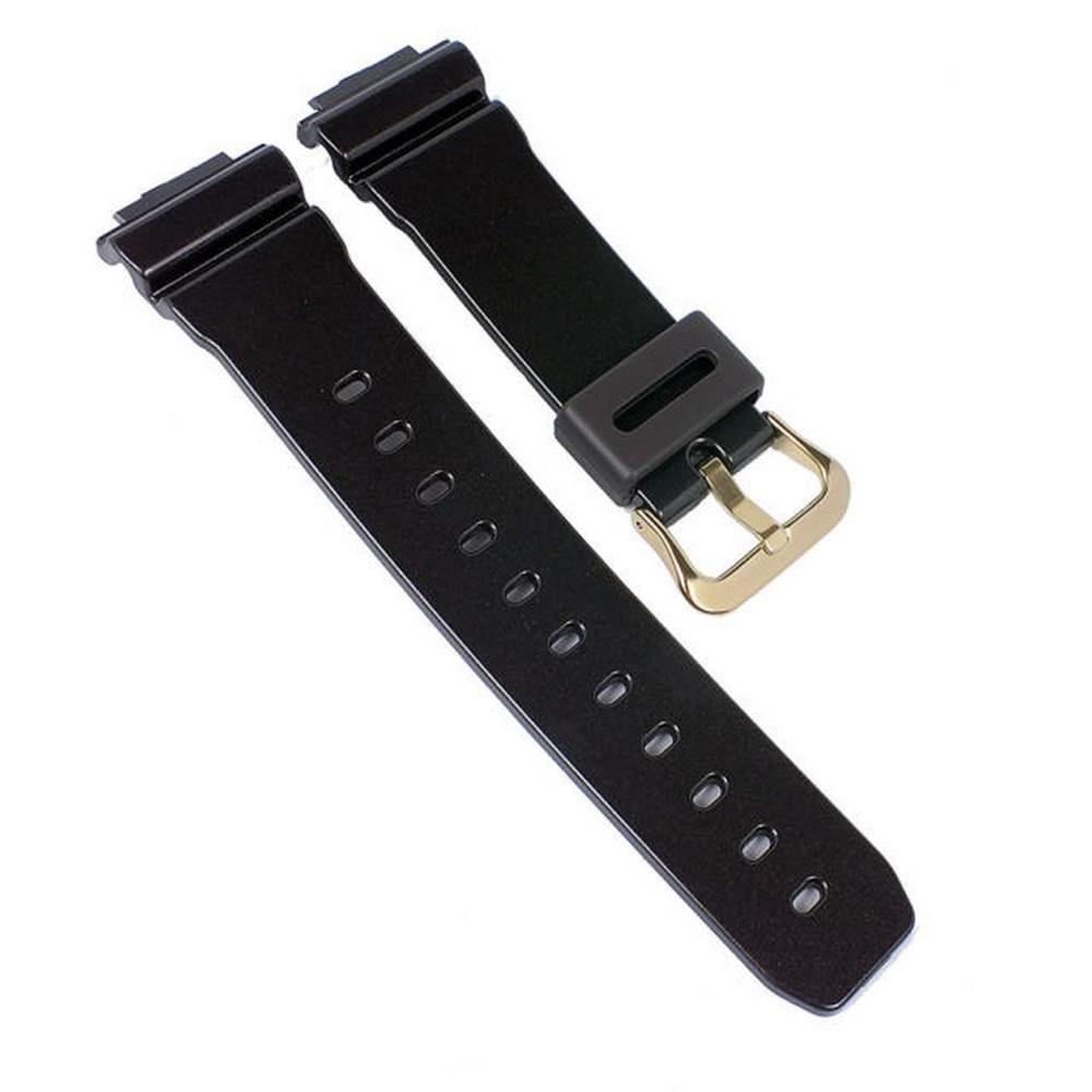 Pulseira + Bezel DW-6900br-5 Casio G-Shock Marrom Verniz  - E-Presentes