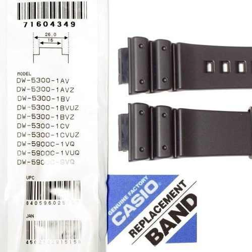 Pulseira + Bezel DW-6900G DW6600g Fivela Aço Inox  - E-Presentes