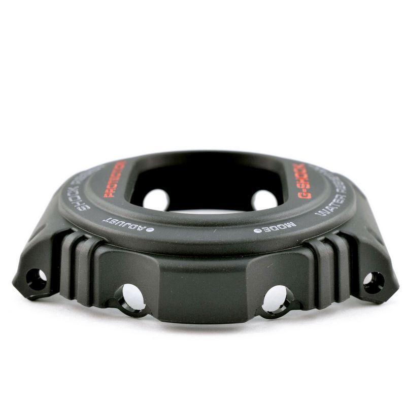 Pulseira  + Bezel G-5700-1 Casio G-Shock  Resina Preta  - E-Presentes