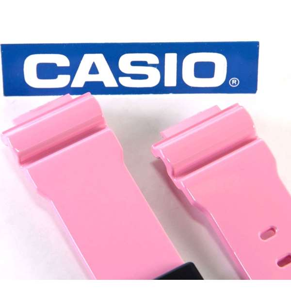 Pulseira + Bezel G-schok Dw-5600LR G-5600  Cor de Rosa - 100% Original  - Alexandre Venturini