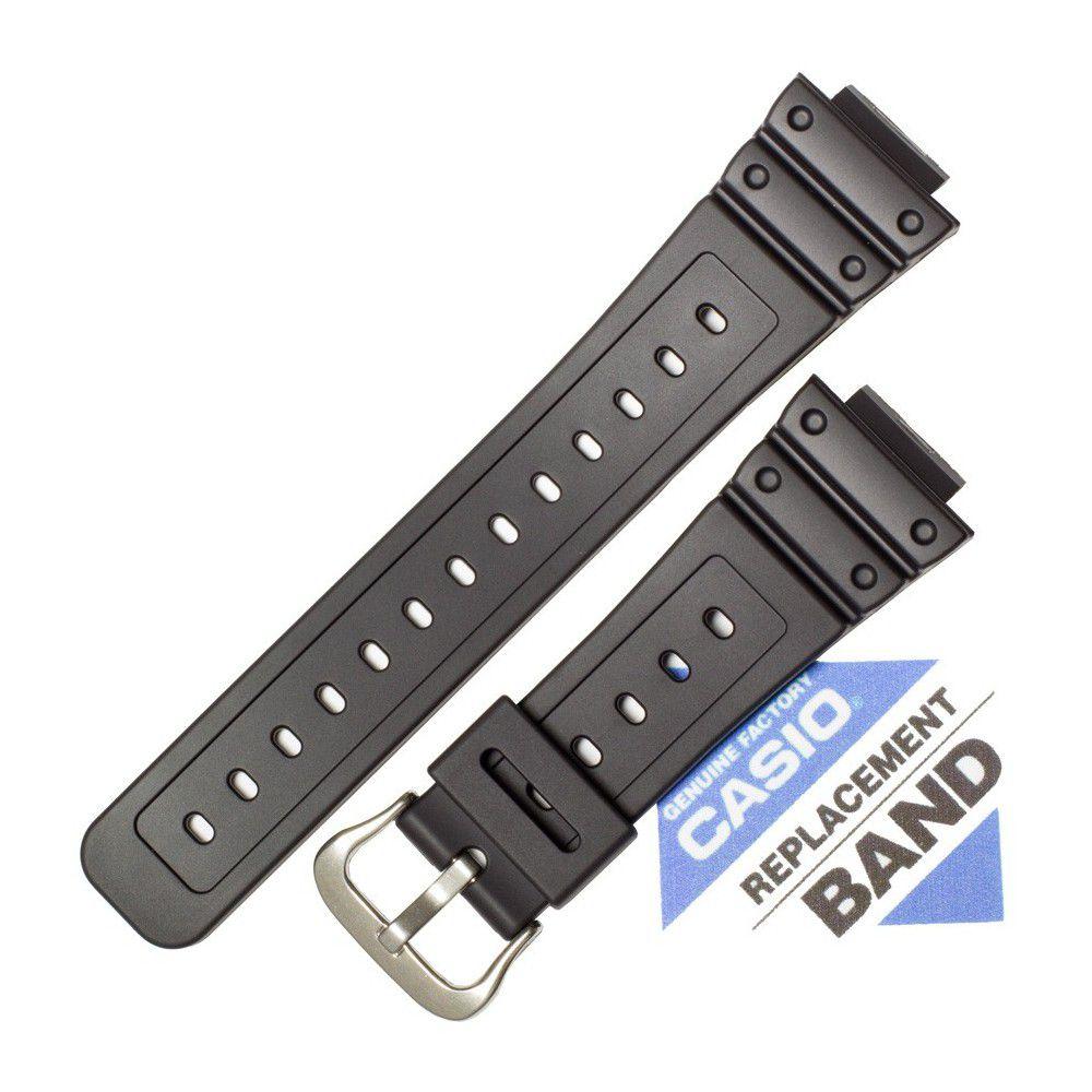 Pulseira + Bezel G-Shock DW-5600E, DW-5600V, DW-5600RR, DW-5000SL, GB-5600AA, GB-5600AB-1   - E-Presentes
