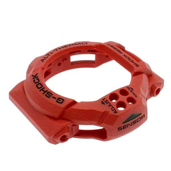 Pulseira + Bezel GDF-100-4 Casio G-Shock Vermelho  - E-Presentes
