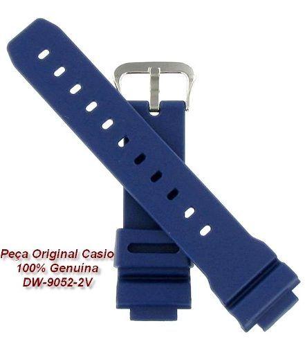 Pulseira + Bezel + Pinos Cromados DW-9052-2  - E-Presentes