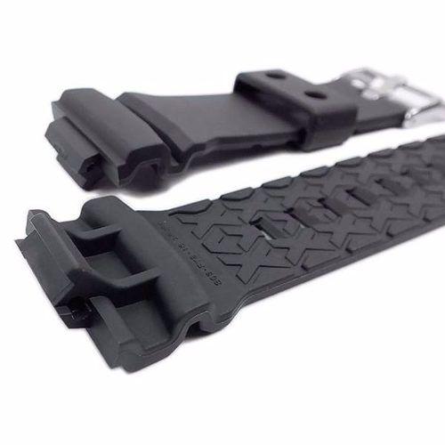 Pulseira + Bezel Preto Fosco GA-201-1a Casio G-Shock - Peças Originais  - E-Presentes
