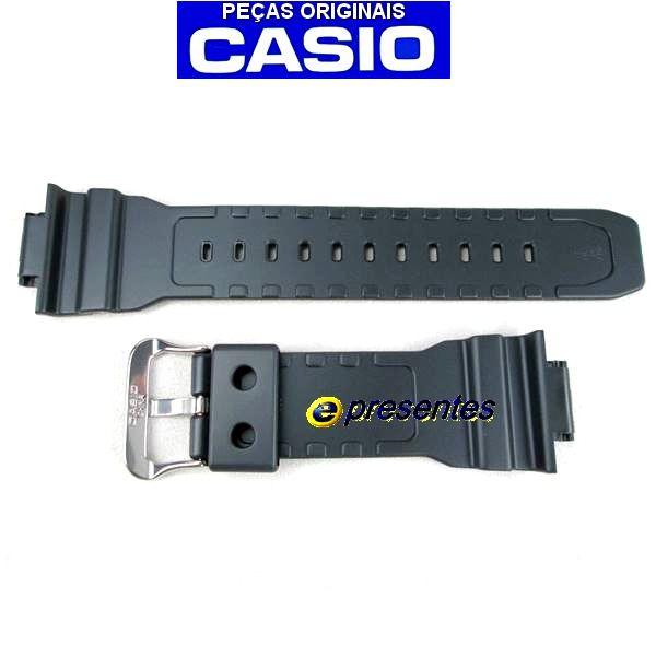 Pulseira + Capa Bezel Casio G-shock G-7900-1  - E-Presentes