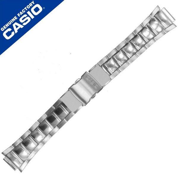 Pulseira Casio Inox -100% Original Aço  Aq-180WD *  - E-Presentes
