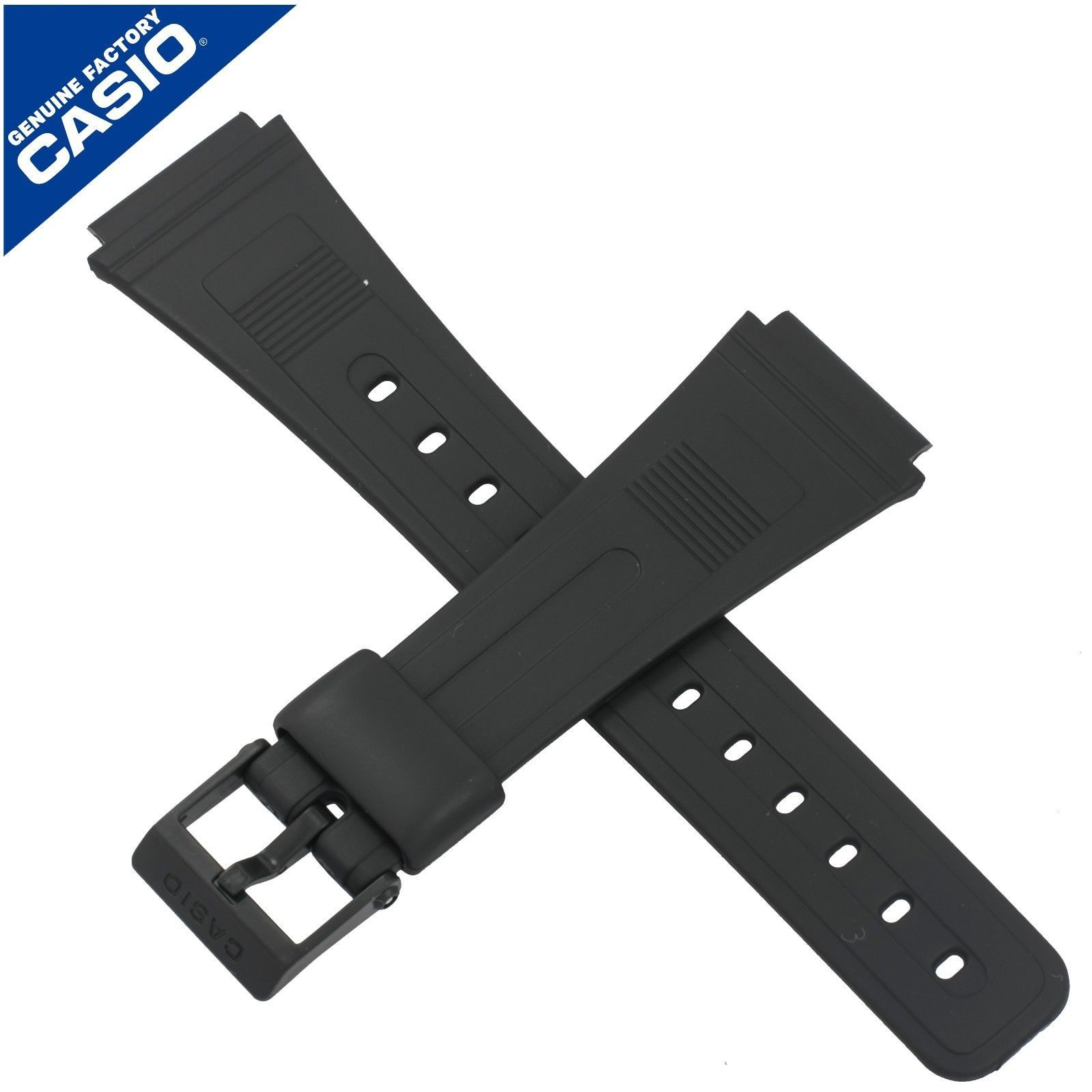 Pulseira Casio 100% Original AQ-45 AQ-46 DB-30 DB-31 DB-53 DB-55 DBA-80 DBP-25 FB-52W W-50U W-73 E W-86  - E-Presentes