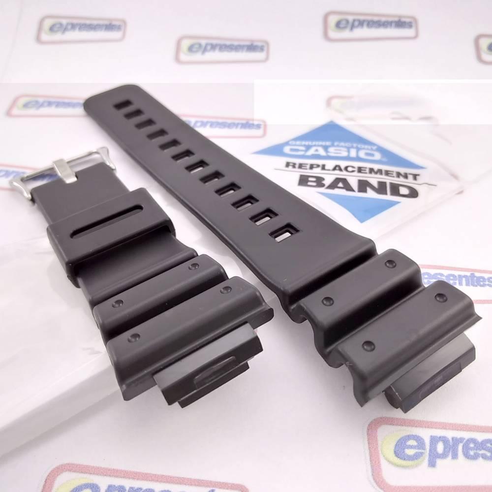 Pulseira Casio 100% Original G-shock 16MM Dw-5300 Dw-5900 Dw-8700 DW-56RTB DW-6000 DW-6100 DW-6200 DW-6500 DW-6600 DW-6695 DW-6700 DW-6800 DW-6900 DW-6900FS DW-8700 -  - E-Presentes