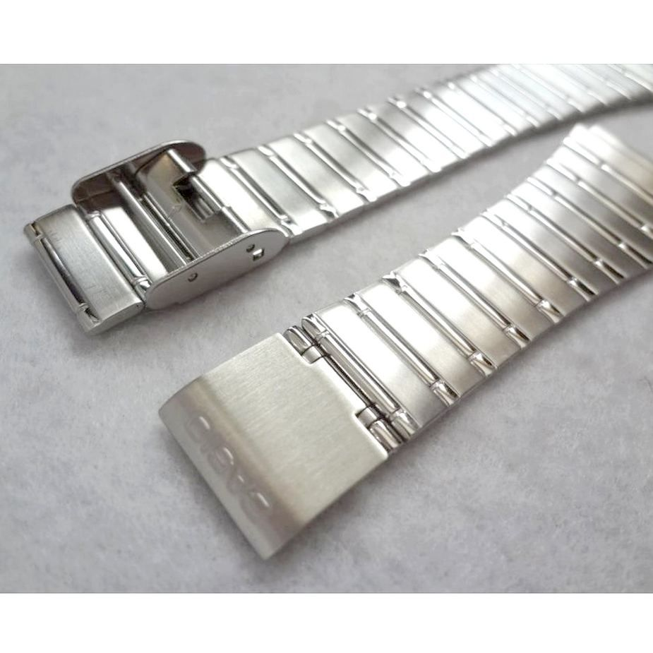Pulseira Casio Aço Inox  DBC-300, DBC-610, DBC-611, DBC-630, DBC-1500, DBC-3000,  DBM-151  - E-Presentes