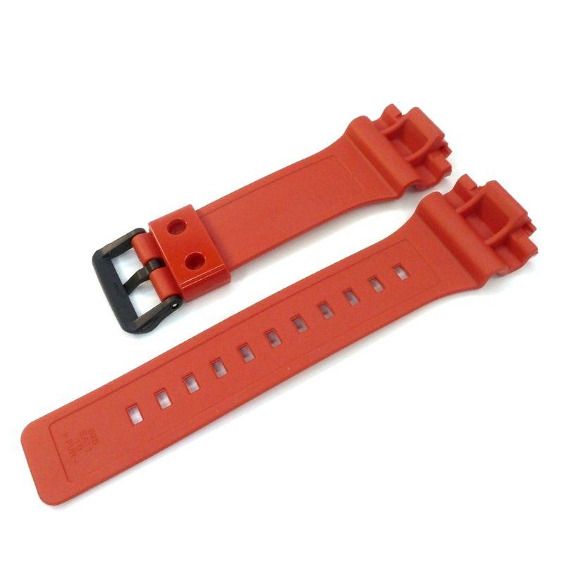 Pulseira Casio AQ-s810wc-4av Resina Vermelho Verniz  - E-Presentes