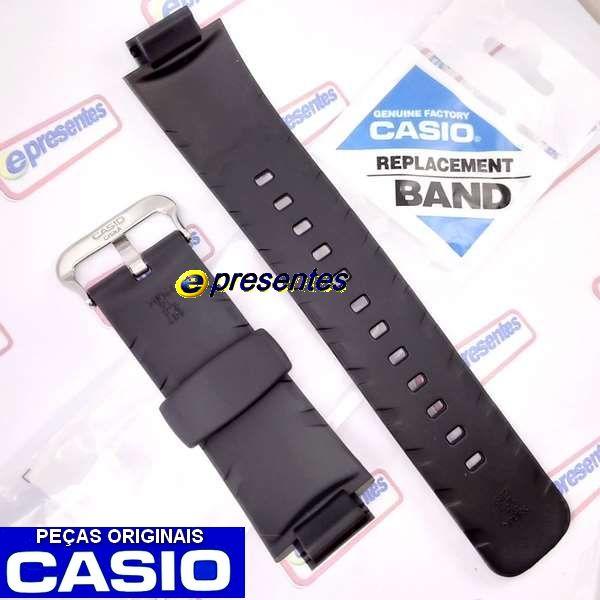 Pulseira Casio G-schock 100% Original G-300 G-301 G-350 G306  - E-Presentes