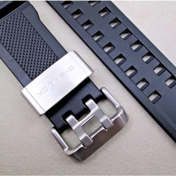 Pulseira Casio G-Shock 100% Original Resina Preta GW-A1100-1A  - E-Presentes