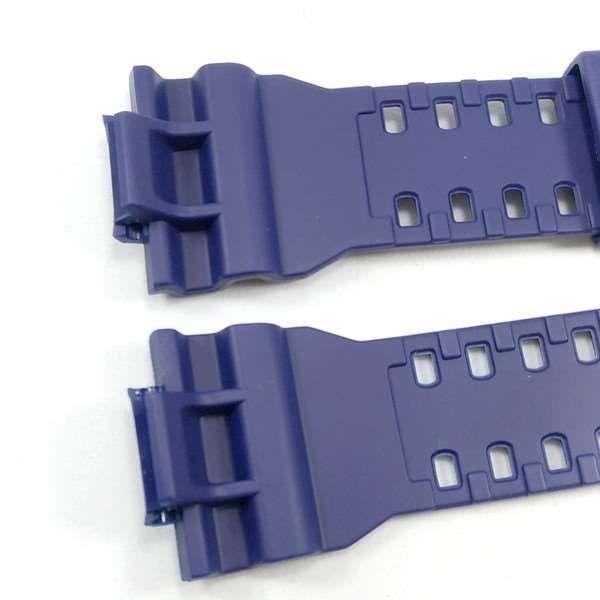 Pulseira Casio G-Shock AZUL GA-110FC-2A / GAC-100AC-2A 100% Original  - Alexandre Venturini