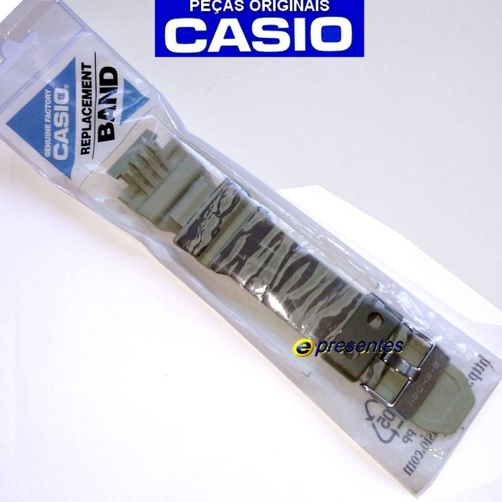 Pulseira Casio G-shock Camuflada Verde GD-X6900TC-5V e GD-X6900CM-5V   - E-Presentes