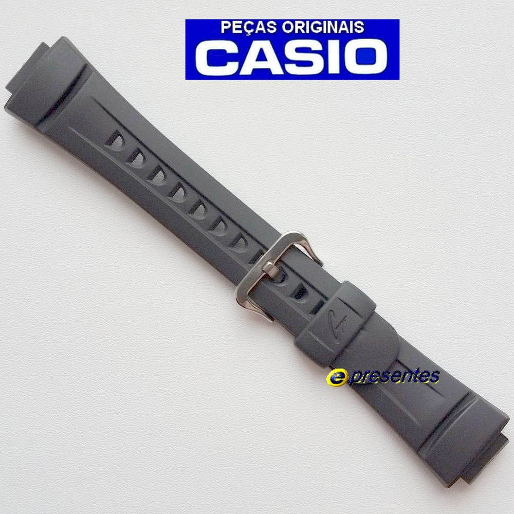 Pulseira Casio G-shock G-2900F-8 CINZA ESCURO - 100% Original  - E-Presentes