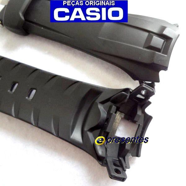 Pulseira Casio G-shock G-3000, G-3010,  G-3011 - 100% Original  - E-Presentes
