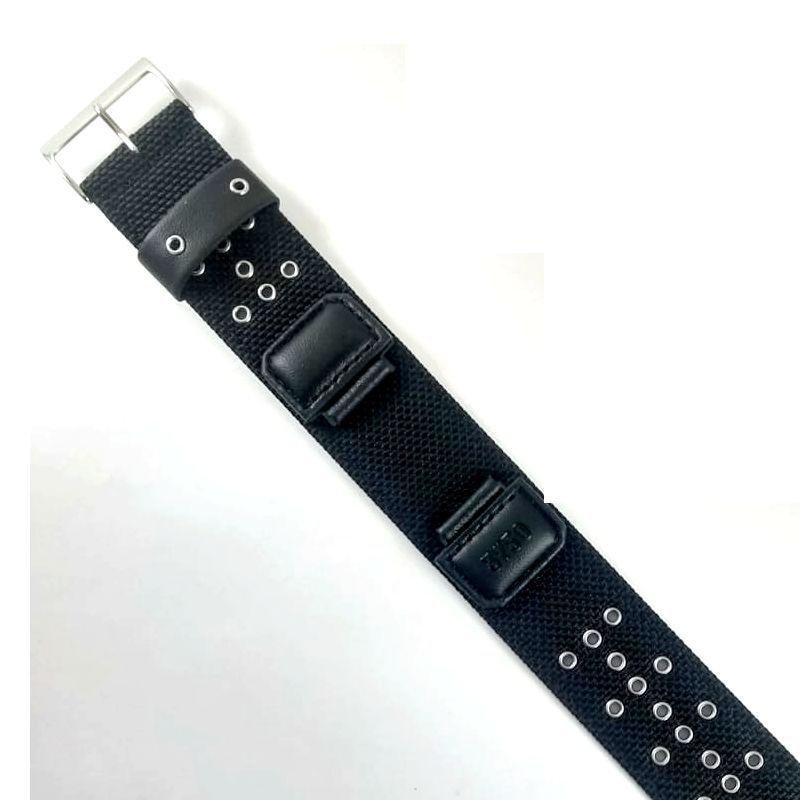 Pulseira Casio G-shock G-313MS-1 G-300, G-301, G-303, G-304 G-306, G-312, G-314, G-315 Tecido e Couro *  - E-Presentes