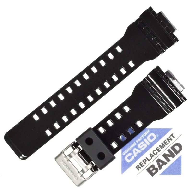 Pulseira Casio G-shock GA-110B-1a2, GA-110B-1A3, G-8900a-1 Preto verniz *  - E-Presentes