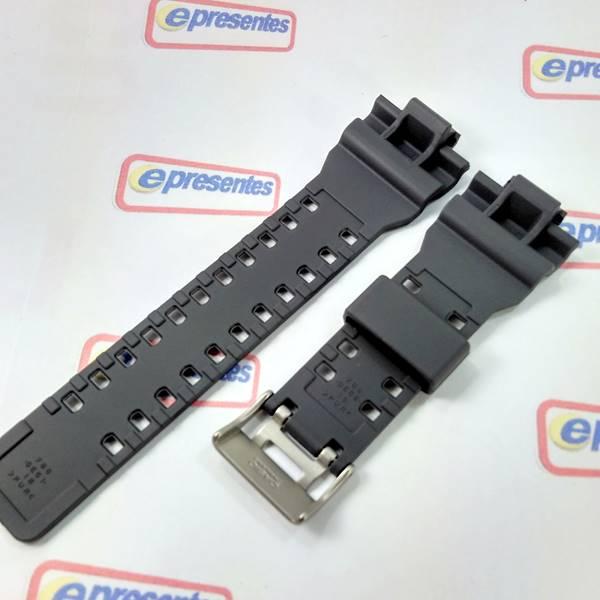Pulseira Casio G-shock Ga-110c-1a Cinza Grafite *  - E-Presentes