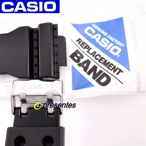 Pulseira Casio G-shock GA-300BA-1 GD-120N-1 Semi Brilhante  - E-Presentes