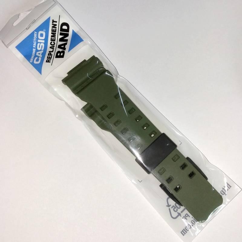Pulseira Casio G-shock GA-700uc-3a Resina Verde Fosco  - E-Presentes