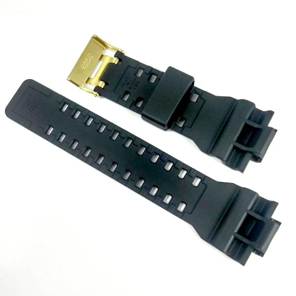 Pulseira Casio G-shock GA-710B-1A9 Resina Preta Brilhante  - E-Presentes