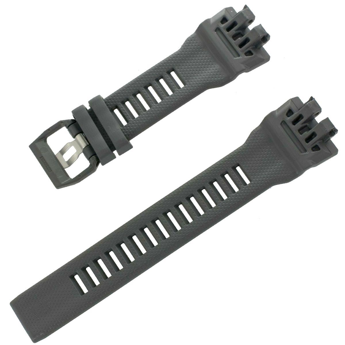 Pulseira Casio G-shock GBA-800-8A Resina Cinza  - E-Presentes