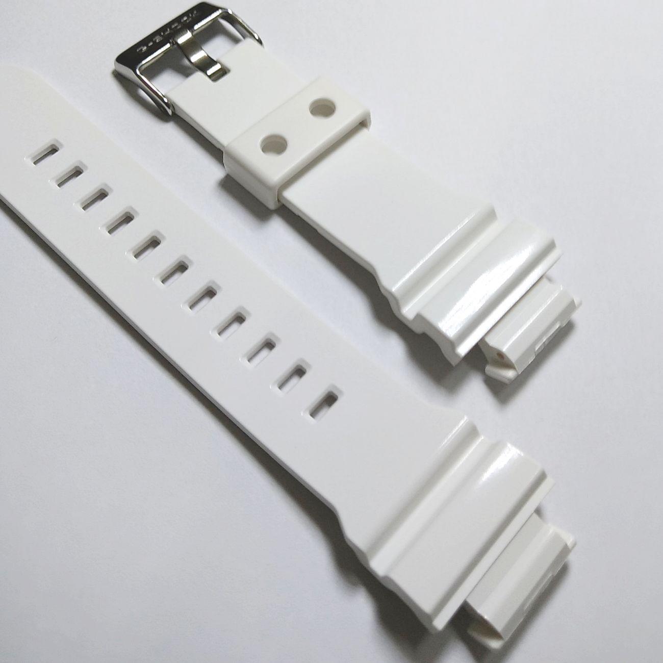 Pulseira Casio G-shock GD-X6900FB-7 Resina Branco Verniz  - E-Presentes