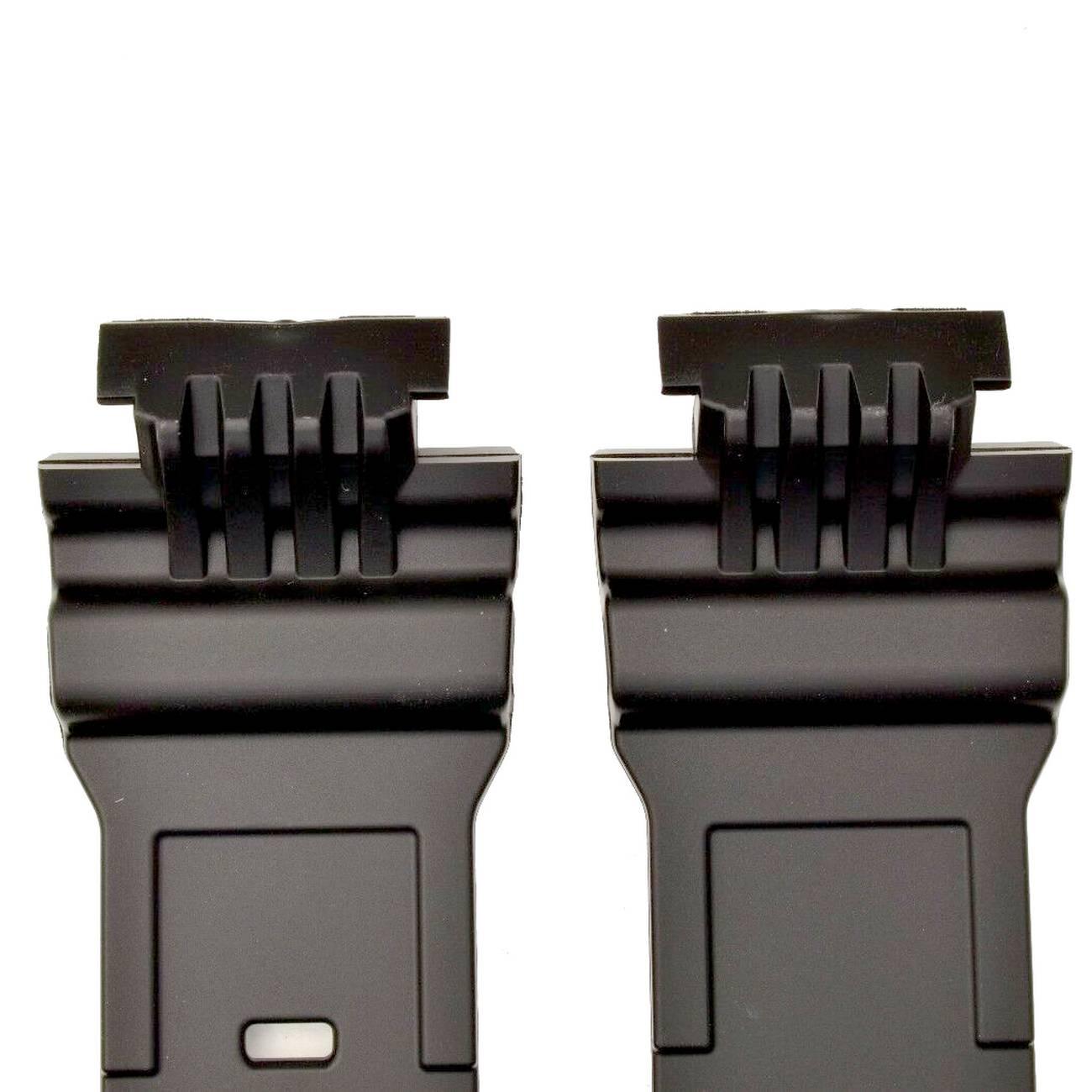 Pulseira Casio G-Shock Gd-x6900fb Preto Brilhante Fivela dourada*  - E-Presentes