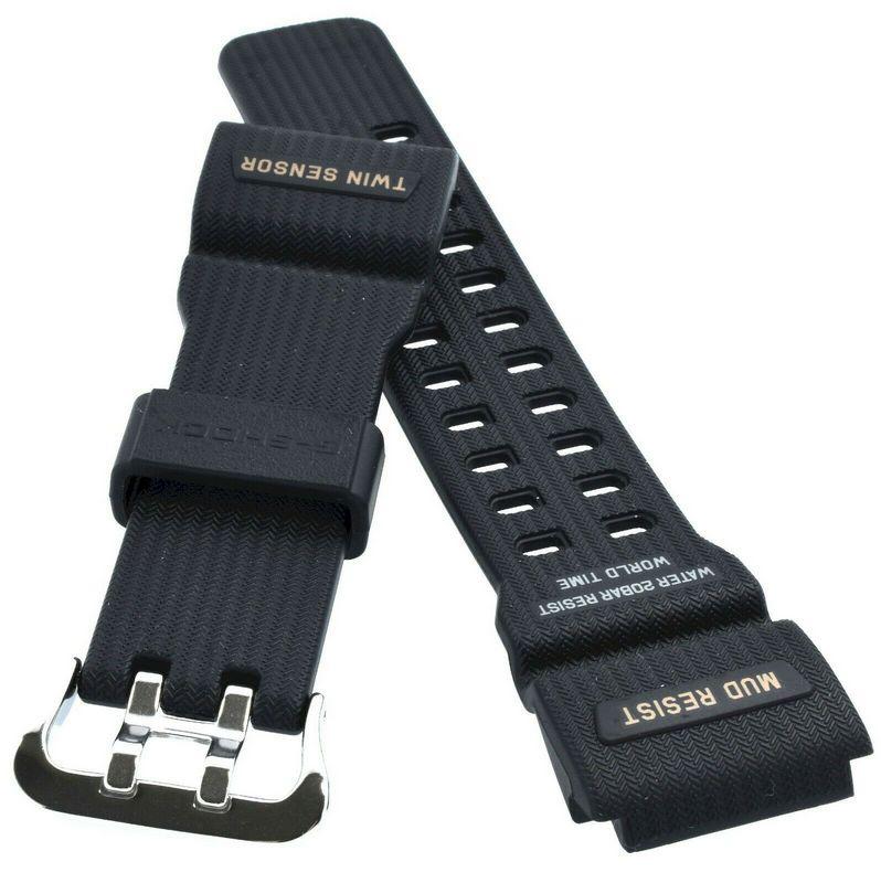 Pulseira Casio G-Shock GG-1000-1A Resina Preta  *   - E-Presentes
