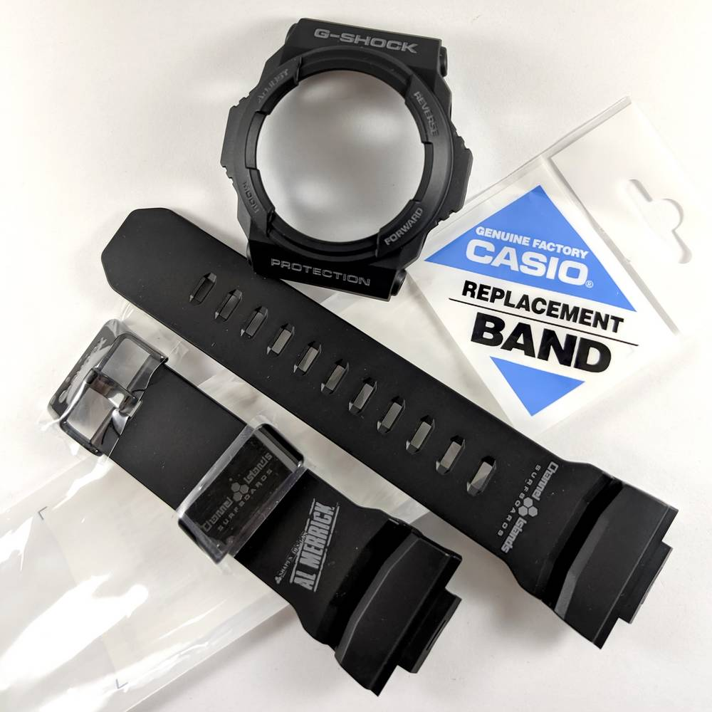 Pulseira Casio G-Shock GLX-150CI-1 Channel Islands  - E-Presentes