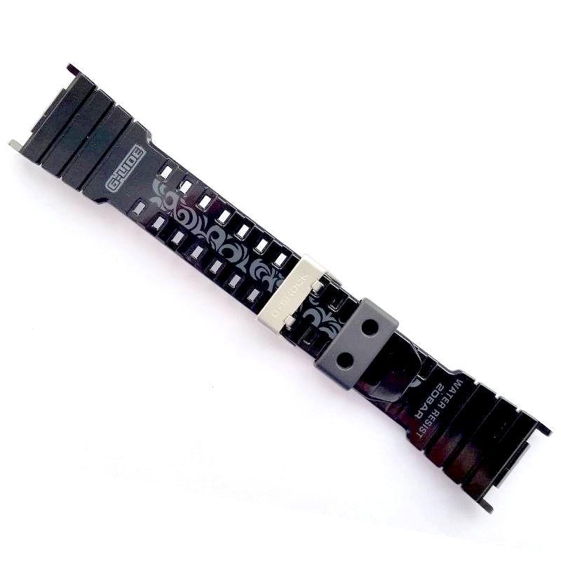 Pulseira Casio G-Shock GLX-5500-1 Preto Verniz  - E-Presentes