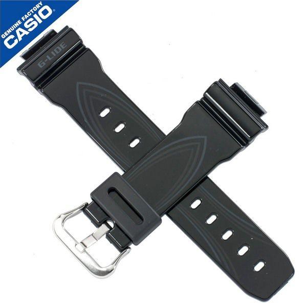 Pulseira Casio G-Shock GLX-5600-1 G-lide Preto Brilhante  - E-Presentes