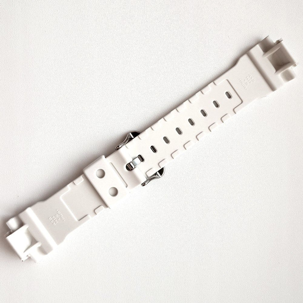 Pulseira Casio G-Shock GLX-5600-7 G-lide Branco Brilhante  - E-Presentes