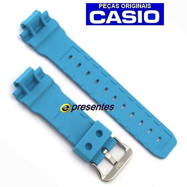 Pulseira Casio G-Shock GLX-5600A-2 G-lide AZUL CLARO BRILHANTE  - Alexandre Venturini