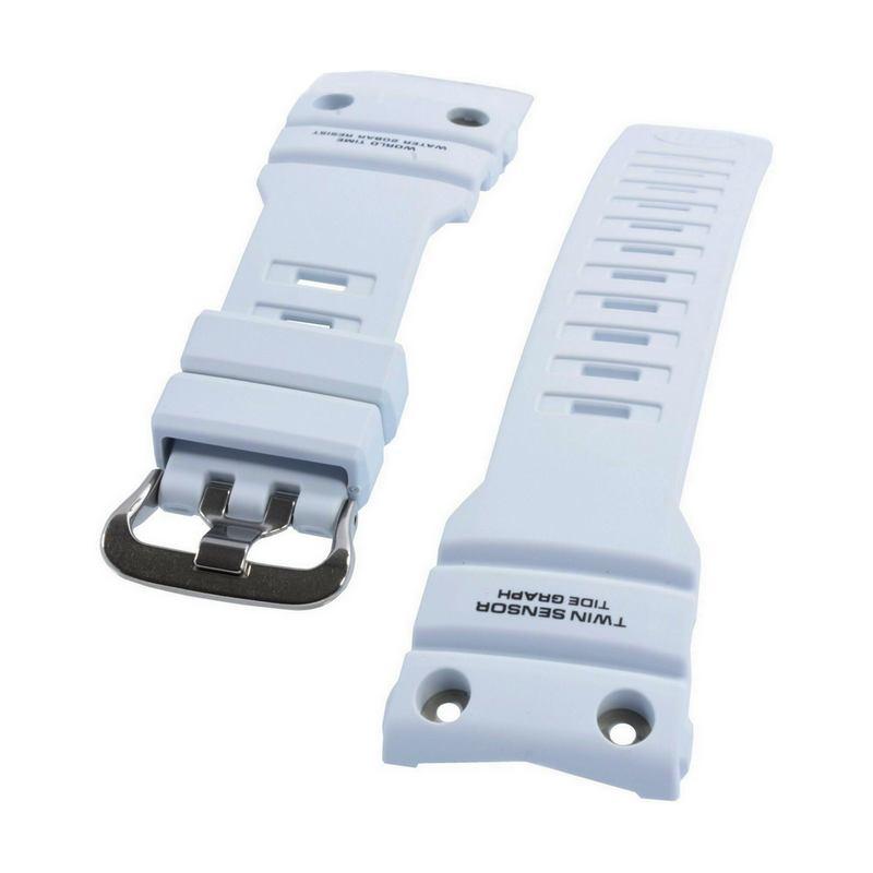 Pulseira Casio G-shock GN-1000c-8a Resina Cinza Claro *  - E-Presentes
