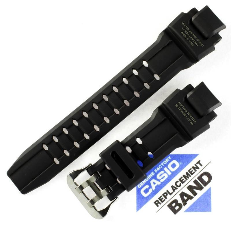 Pulseira Casio G-shock GW-4000-1a Resina preto  - E-Presentes