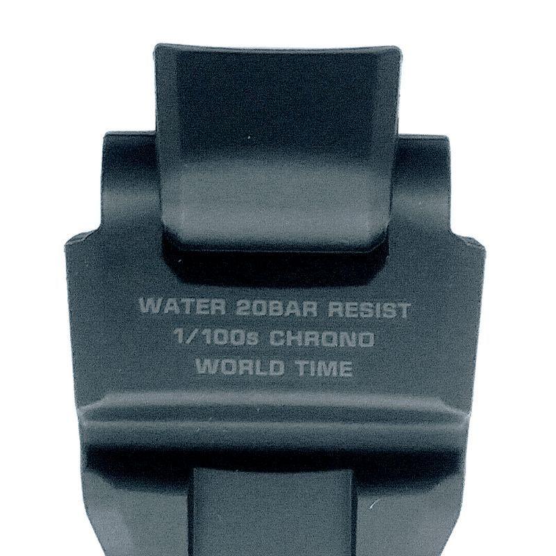 Pulseira Casio G-shock GW-4000-1a2, GW-4000-2 Resina preto  - E-Presentes