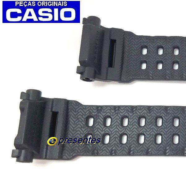 Pulseira Casio G-shock Mudman G-9000MS-1 (3031) 100% Original  - E-Presentes