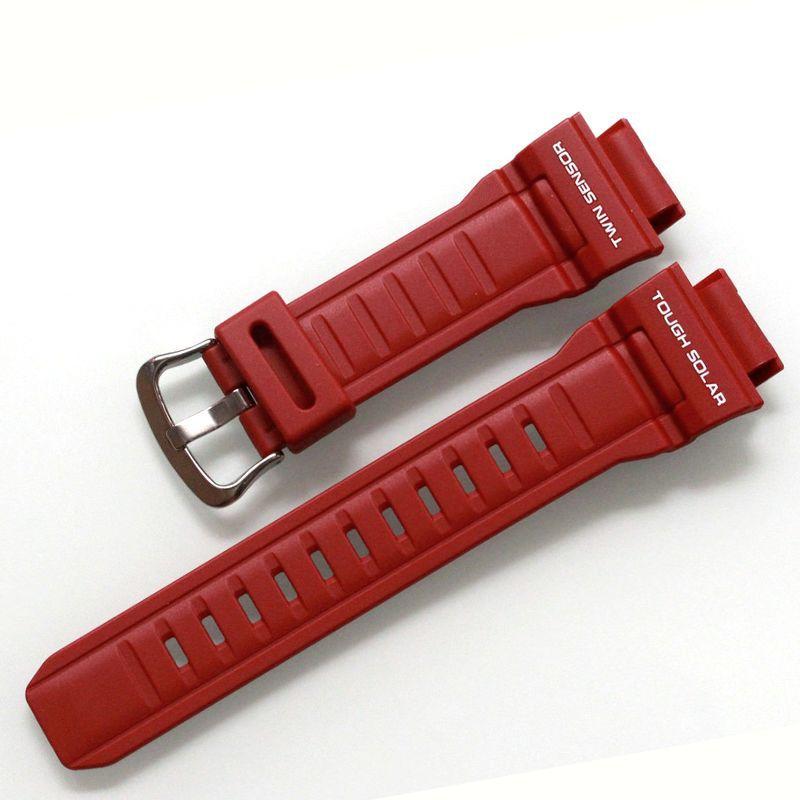 Pulseira Casio G-shock Mudman G-9300RD-4 Resina Vermelho *  - E-Presentes