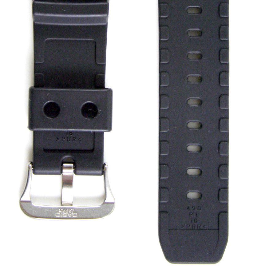 Pulseira Casio G-shock Original Preta G-9100 Aw-570 Aw-571 *  - E-Presentes