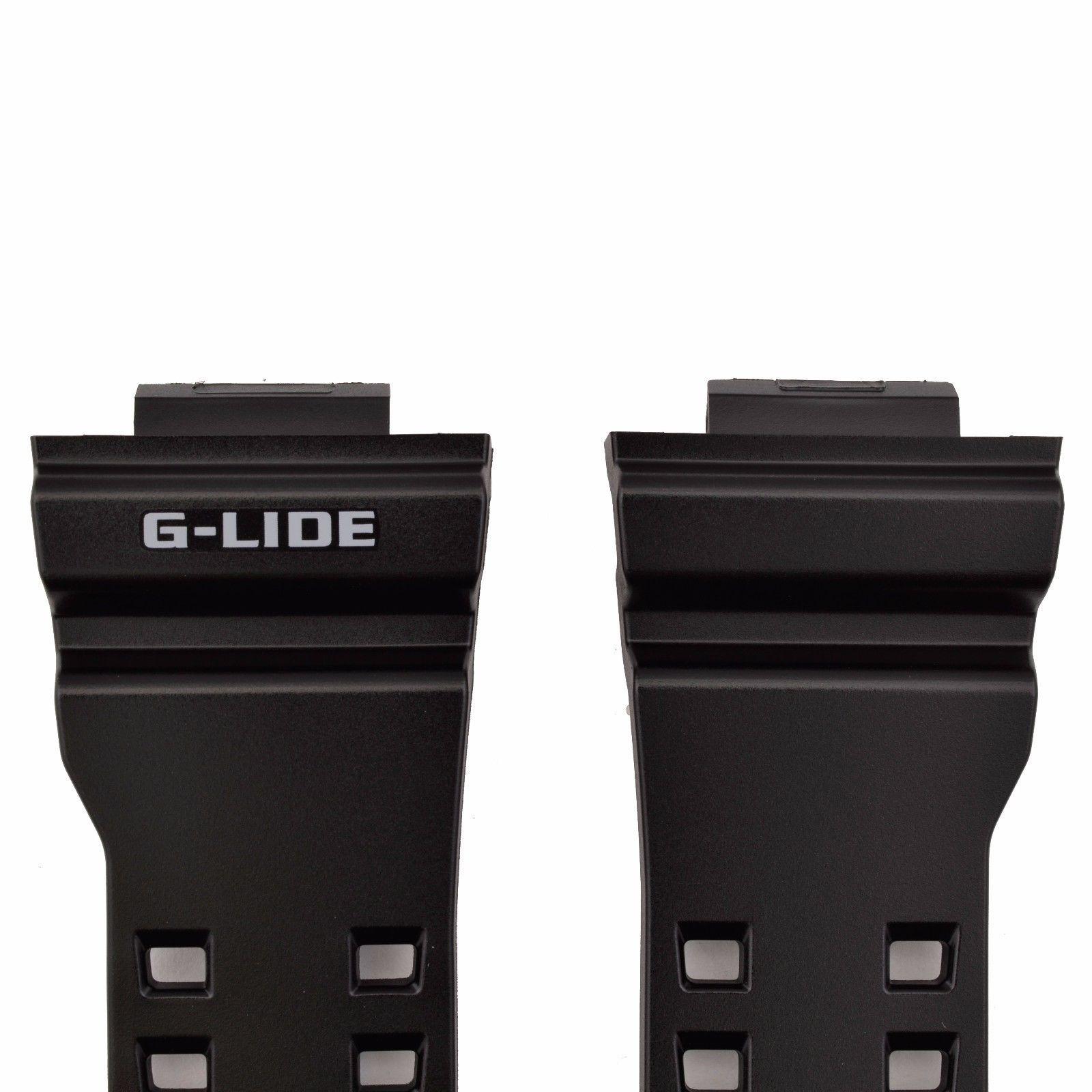 Pulseira Casio G-shock Preto Brilhante (sem Verniz) GAX-100B - 100% Original*  - E-Presentes