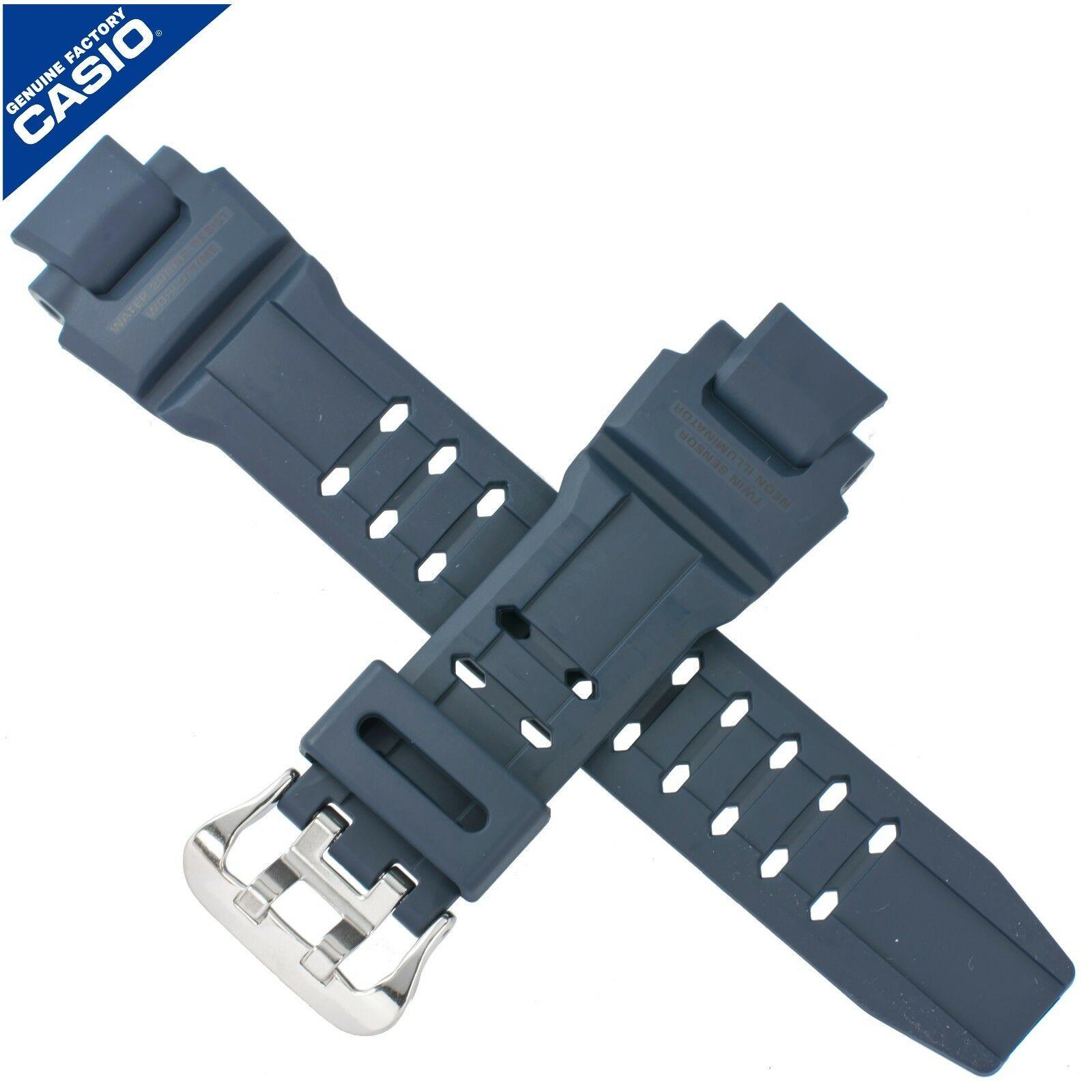 Pulseira Casio G-shock Resina Azul GA-1000-2A - 100% Original  - E-Presentes