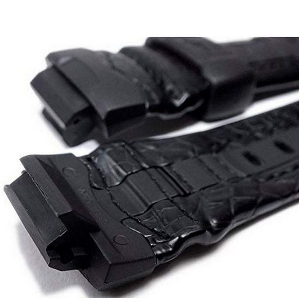 Pulseira Casio G-shock Resina e Couro G-304RL-1A  - E-Presentes
