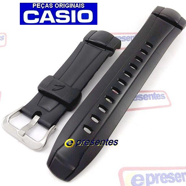 Pulseira Casio G-shock Resina Preta G-7300 G-7301- 100% Original   - E-Presentes