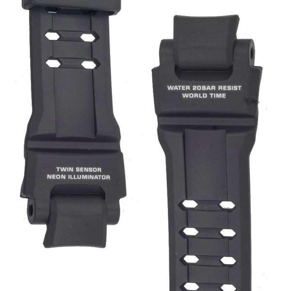 Pulseira Casio G-shock Resina preta GA-1000 -1A - 100% Original  - E-Presentes